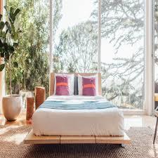 Modern low bed Floor Astounding Modern Low Bed As The Floyd Platform Bed Floyd My Loft Pinterest Parelme Inspiration Home Design Astounding Modern Low Bed As The Floyd