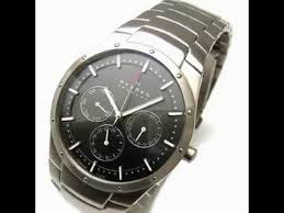 super cute skagen men s 596xltxm multifunction titanium bracelet super cute skagen men s 596xltxm multifunction titanium bracelet watch review