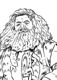 Coloring pages harry potter - picture 70