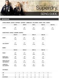 Barbour Size Chart Mens Gant Jeans Size Chart Lyle And Scott Size Chart Joseph