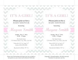 Free Printable Baby Shower Invitations For Girls Printable Baby Shower Invitations Crestarfinancetb Co