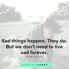 Arts Sad Life Quotes Awesome 70 Love To Beat Sadness And Tears