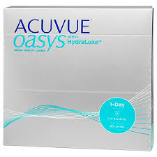 Acuvue Contact Colors Chart Buy Acuvue Oasys 1 Day With Hydraluxe Contact Lenses Online Ac Lens