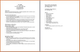 How To Write A Cv For Pharmacy Internship 13 Naples My Love