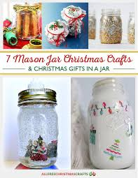 Ideas For Decorating Mason Jars For Christmas 100 Mason Jar Christmas Crafts and Christmas Gifts in a Jar free 72