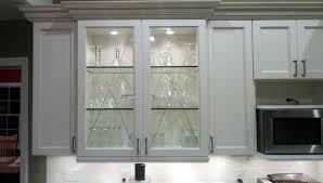 decorative cabinet glass door