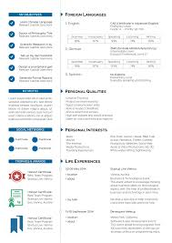Apple Pages Resume Templates Free template Eye Catching Resume Template 86