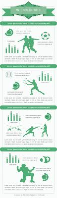 Sports Infographic Template What Is The Best Sport This Best Sport Infographic Template Helps