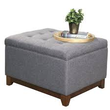 coffee table padded footstool ottoman ottomans and poufs round upholstered coffee table storage cocktail tuftedupholstered canada