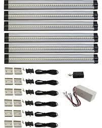 hardwired under cabinet lighting led. macleds snap-6kit-hwdim 12\ hardwired under cabinet lighting led