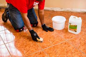 all ed damaged loose or hollow sounding tiles must be identified and removed before installing the new tiles tiling over hollow sounding tiles can