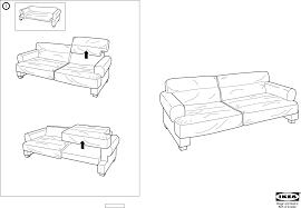 ekeskog sofa bed frame