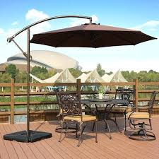 offset patio umbrella ft offset cantilever hanging patio umbrella by outdoor simply shade red offset patio offset patio umbrella