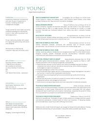 Best Solutions Of Digital Marketing Manager Resume For Your Web