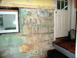 image of painting basement walls concrete