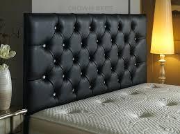 black leather headboard cool black leather headboard black leather headboards and its benefits furniture black leather