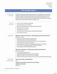 Medical Resume Templates With Paramedic Resume Cover Letter For Phd
