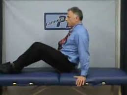back pain going down the leg