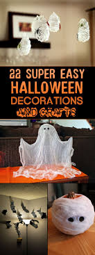 office decorating ideas for halloween. 22 Super Easy Halloween Decorations And Crafts You Can Make Yourself Office Decorating Ideas For