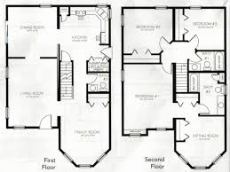 4 bedroom 2 story house plans canada lovely graceful home plans canada 9
