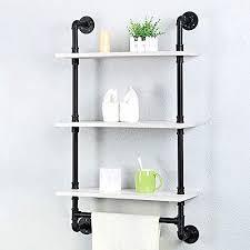 bathroom shelves wall mounted 3