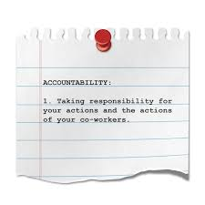 Accountability Quotes Extraordinary Leadership At Work Begins At Home Workplace Accountability