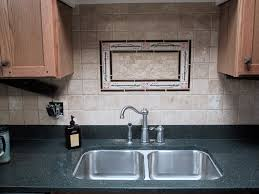 Diy Tile Backsplash Kitchen Backsplash Ideas Kitchen Sink Backsplash Ideas Ehowcom Diy