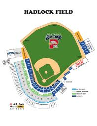 Fenway Park Seating Chart With Rows And Seat Numbers Sea Dogs Seating Chart And Ticket Information Sea Dogs