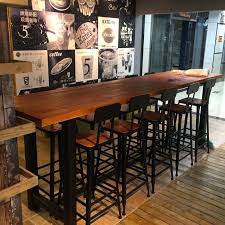 tables chairs for coffee get quotations a cafe restaurant iron bar stool chair bar stool