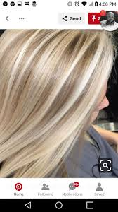 Pin de Teresa Rhodes en Hair & Beauty that I love | Cabello rubio con  mechas, Pelo rubio con mechas, Colores de cabello rubio