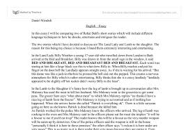 the landlady by roald dahl essay the landlady essay des outils pour la classe le blog the landlady essay jpg marked by