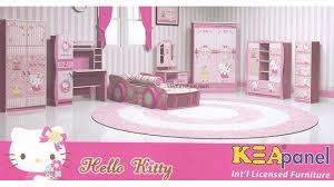hello kitty furniture. Kamar Set Hello Kitty Smile Heart Series Furniture