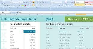 Monitorizare Cheltuieli De Personal Bugetul De Venituri Si Cheltuieli Colectie De Bugete