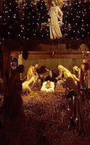 Christmas Jesus 4k Wallpaper