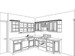 ... Stylish Inspiration Ideas Small Kitchen Design Plans Floor Kitchens On  Home ...