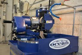 industrial drill bit sharpener. video on how to sharpen drill bits with the ocean rejuvenator sharpener: industrial bit sharpener n