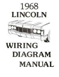 american motorabilia lincoln 1968 continental wiring diagram manual