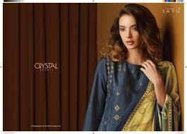 Best Designer Salwar Suits Online Ethnic Export Sarg Crystal Beauty Designer Salwar Suits