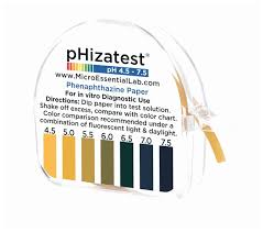 Micro Essential Lab Phizatest Nitrazine Indicator Paper Thermometers Ph Meters Timers And Clocks Ph And Electrochemistry