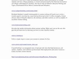 How To Write An Executive Summary For A Resume Examples Free