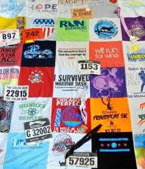 Running Pride T-Shirt Quilt | Project Repat T Shirt Quilts & I also participated in the March of Dimes March For Babies and the American  Cancer Society Relay For Life. It feels good to do something we love for  such ... Adamdwight.com