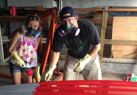 what s the best respirator for painting and boat repair