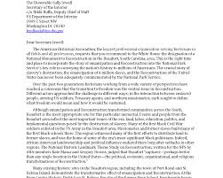 patriotexpressus pretty example of unsolicited application letter patriotexpressus great letter of support for national monument to reconstruction adorable npsbeaufortletternovpage and wonderful personal
