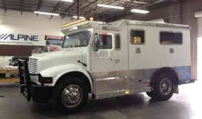 International Harvester Other Armored Truck 1996, 1996 4700 DT466 Turbo