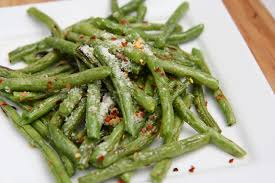 green bean recipe. Contemporary Bean Fresh Roasted Green Beans Recipe Parmesan Garlic Red Pepper Flakes Onions In Green Bean Recipe T