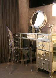 mirrored vanity furniture. just did a very similar install at clientsmirrored dresser with lucite chair perfect space to pamper yourself my bedroom mirrored vanity furniture