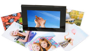 digital frame printed photos