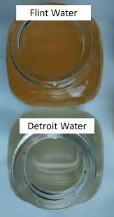 Image result for water in flint michigan