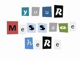 ransom letter generator ransom notes template best solutions of ransom letter generator