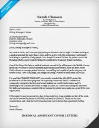 Cover Letter Medical Assistant Entry Level Free Download Sample Entry Level Medical Assistant Cover Letter
